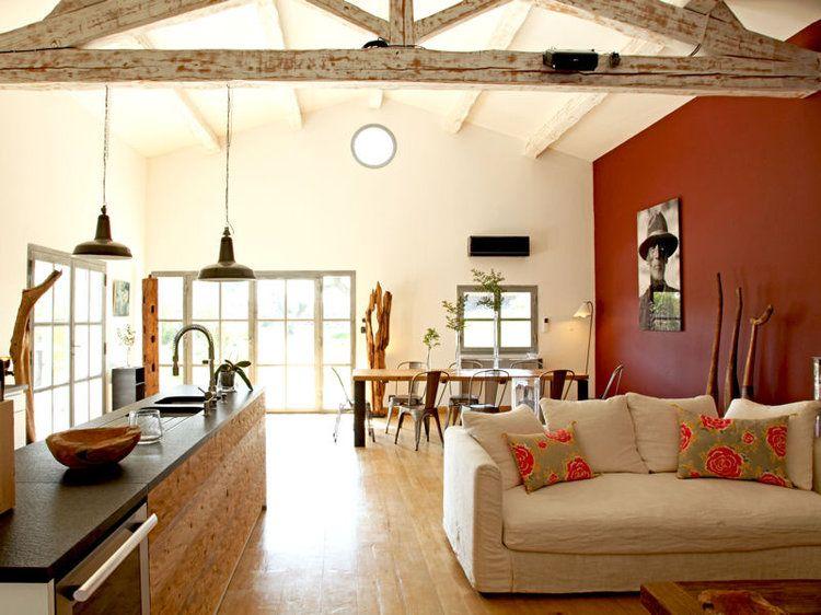 Les maisons côté Sud Salon style, Salons and Interiors