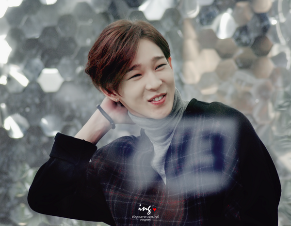 Taehyun at Mnet Open Studio
