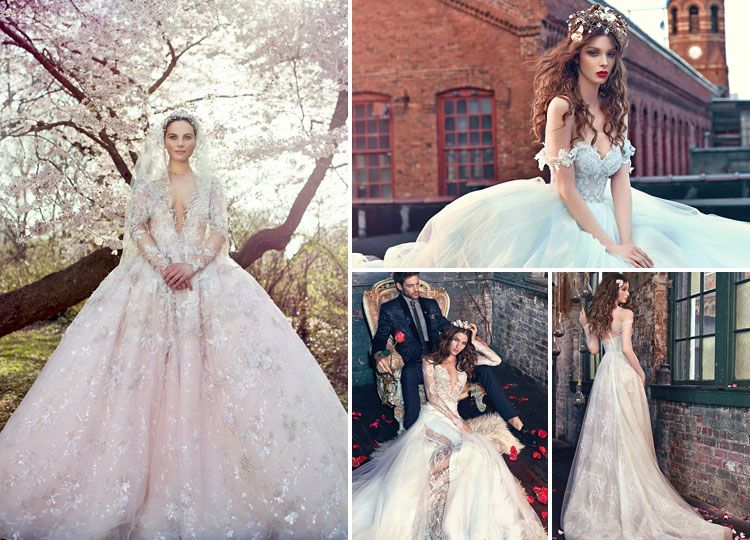 Designer Wedding Dresses And Bridal Gowns From Galia Lahav Jasmine Lazaro