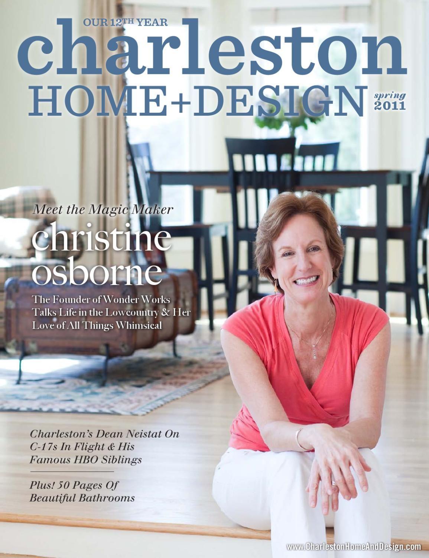 Charleston Home Design Magazine Spring Design Magazine