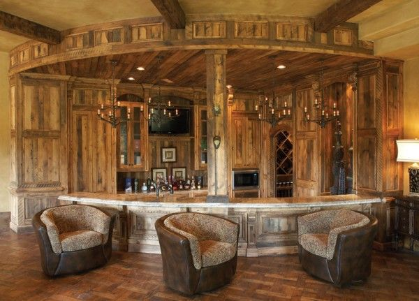 interior design rustic home bar design made from wood material with unique seating fantastic home bar design ideas in modern style