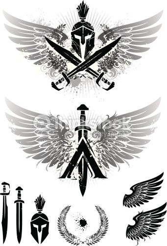 Alpha And Omega Symbols Google Search Tattoos Pinterest