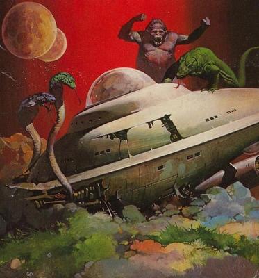 Kong vs UFO