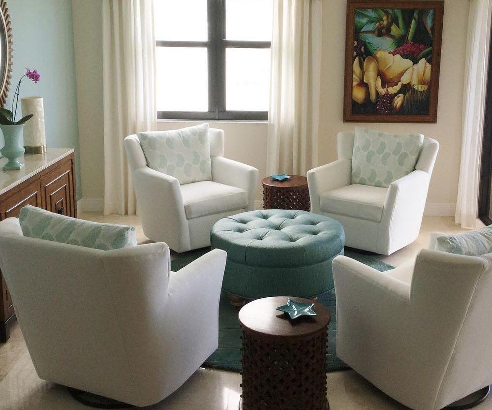 China seas new chrysanthmum chair pillows by martha antonini china