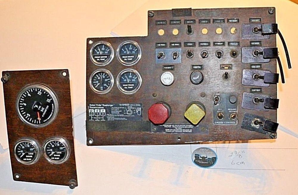 1955 1956 1957 1959 chevy  truck gauges speedometer decals