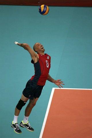 Reid Priddy United States Vs Serbia Olympics Summer Olympics American Idol