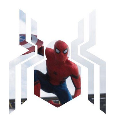 Spiderman Civil War symbol 2 by ClarkArts24.deviantart.com on @DeviantArt