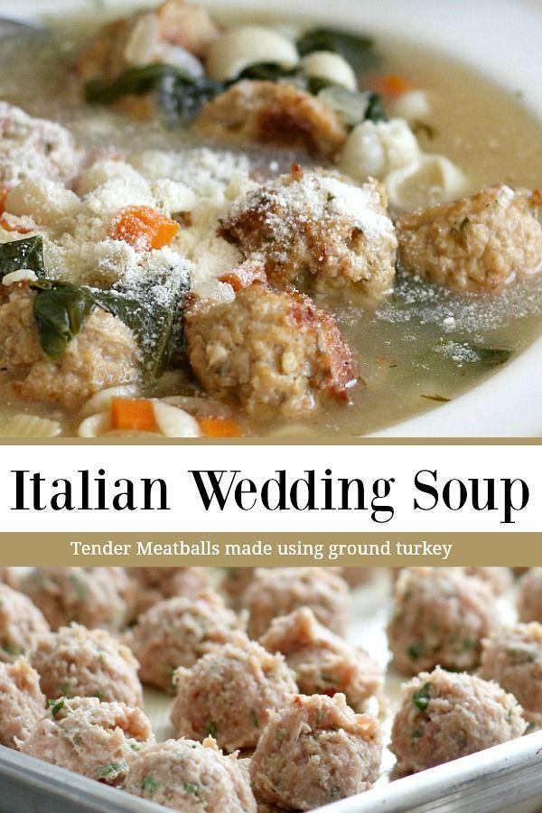 Italian Wedding Soup | Grateful Prayer | Thankful Heart