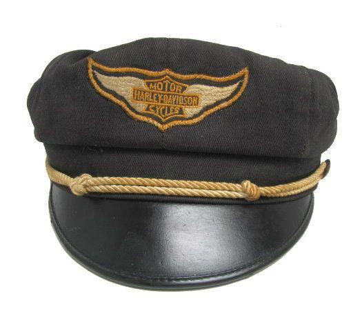 Caps & Hats Harley Davidson Cap Stitched Rare Design Vintage Genuine