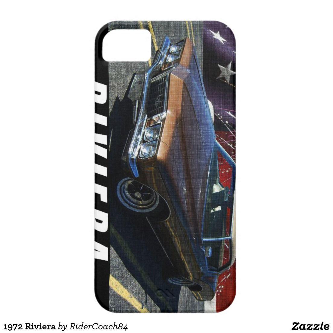 1972 Riviera iPhone SE/5/5s Case