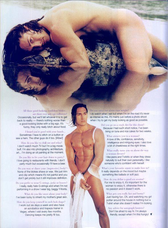 Jaime durie naked
