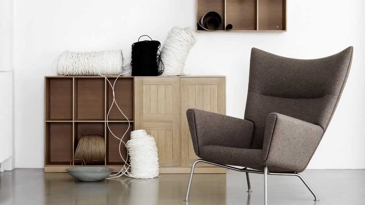 The Wing Chair by Hans J. Wegner http://www.switchmodern.com/Armchairs/Carl-Hansen-and-Son-CH445-Wingchair-Armchair.asp