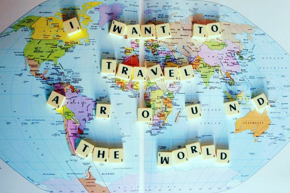Image result for Traveling around the world