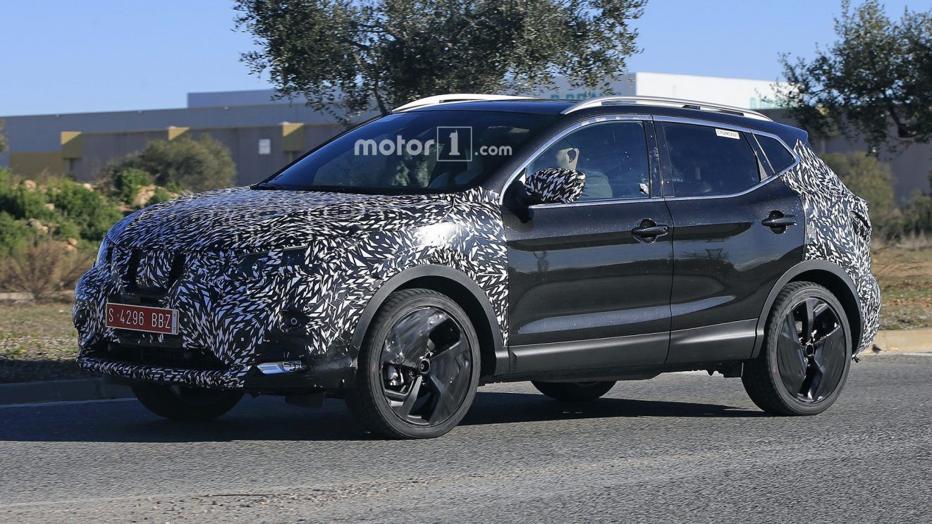The 2021 Nissan Qashqai will show up with many updates
