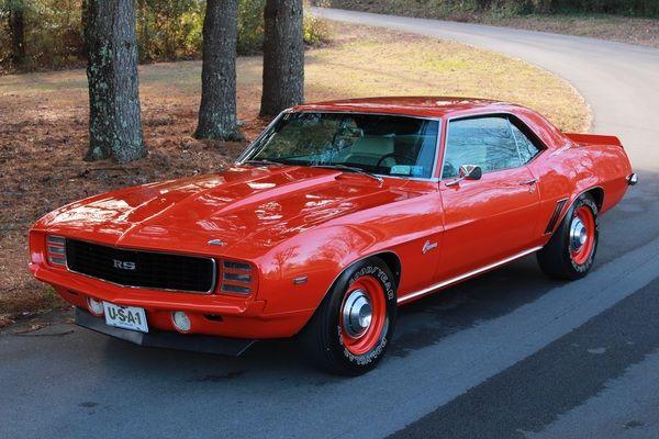 1969 Chevrolet Camaro For Sale In Lenoir City Tn 74900 Camaro Pony Car Camaro For Sale
