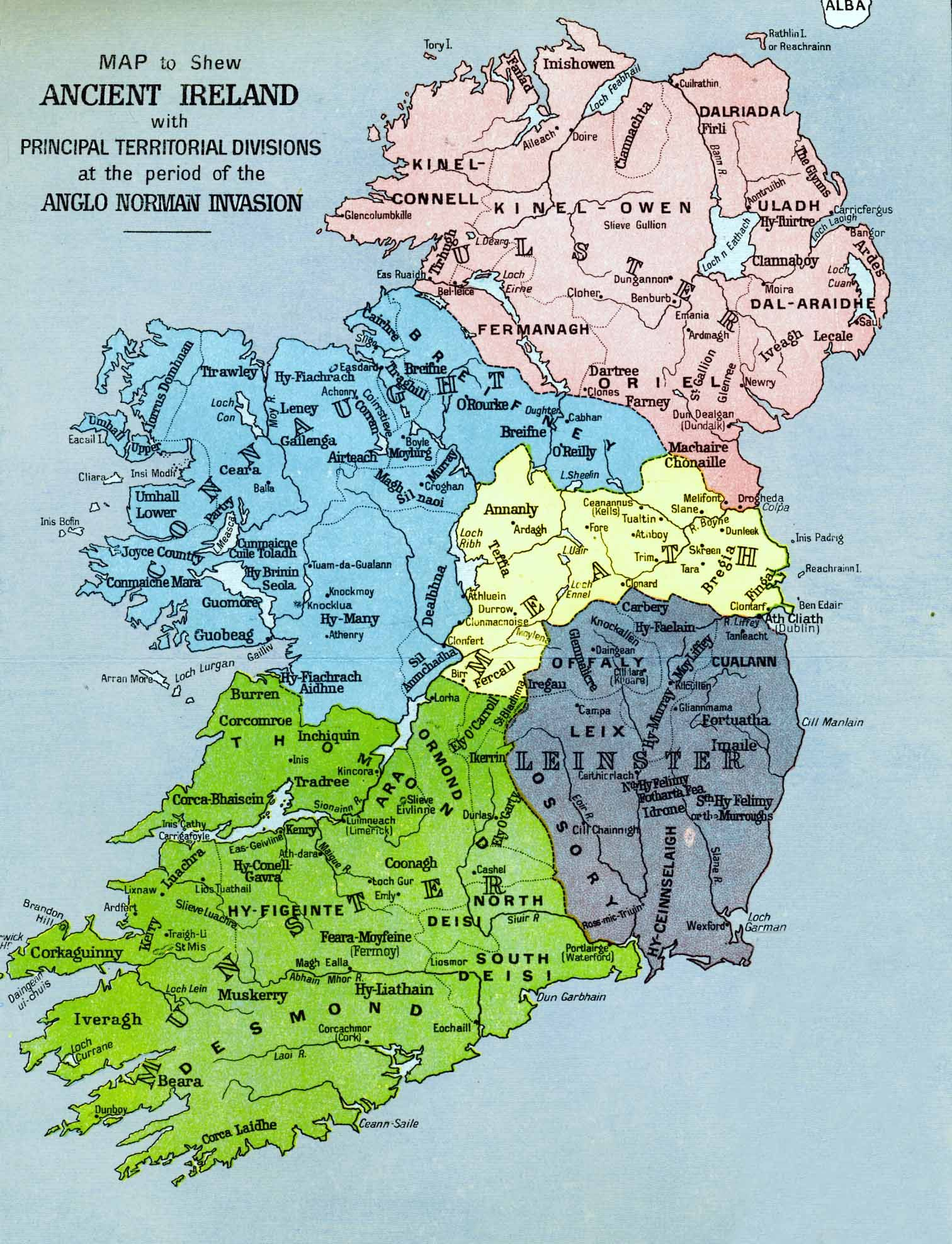 Ancient Map Of Ireland.Ancient Ireland Map Google Search Cartography Maps In 2019