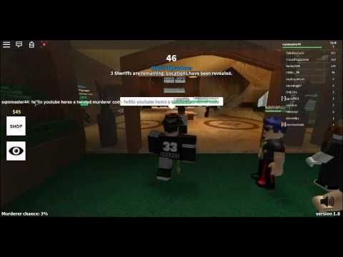 twisted murderer twitter code!!! | for roblox | Coding ...