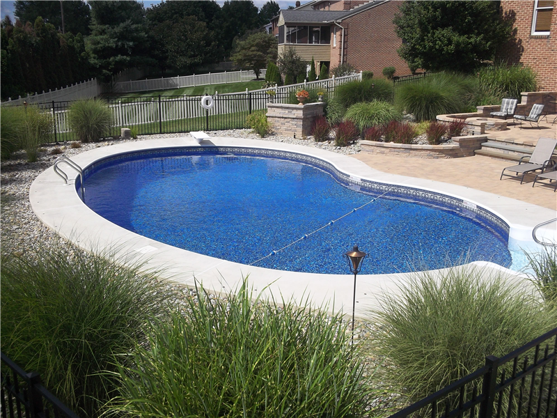 Semi Inground Pools Financing Options Now Available