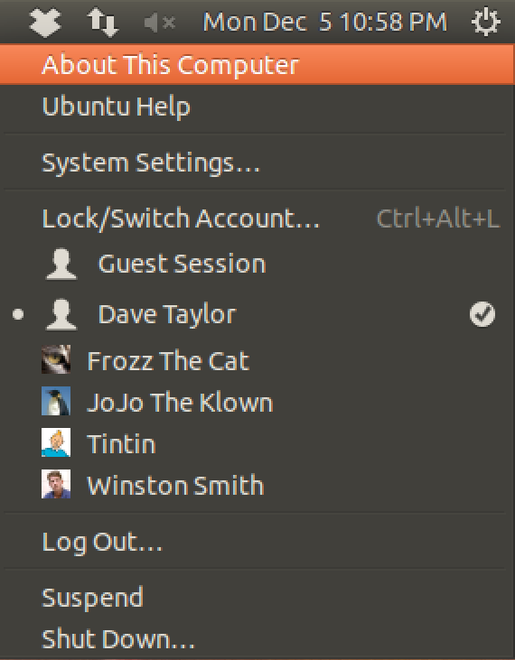 Running Ubuntu Linux? Here's the fast and easy way to change your