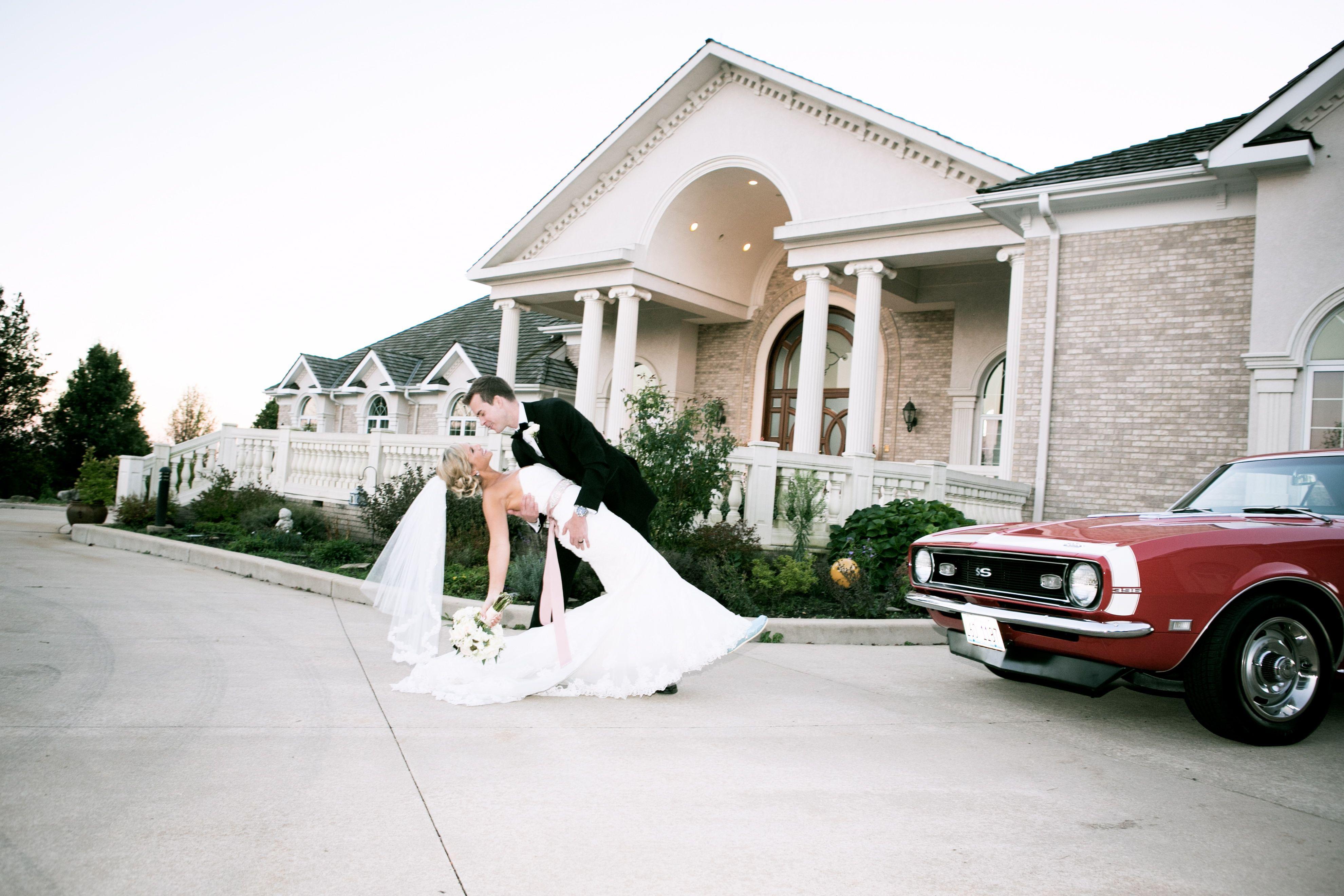 Must Have Wedding Photo Acquaviva Winery Maple Park Il