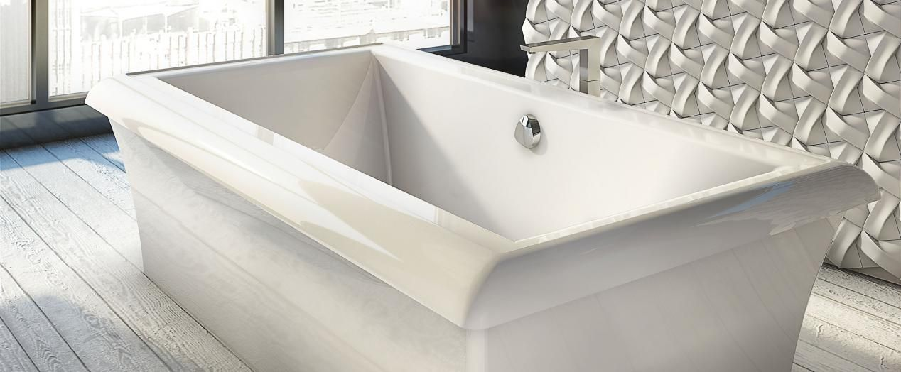 BainUltra Origami® collection | Air jet tubs for your master ...