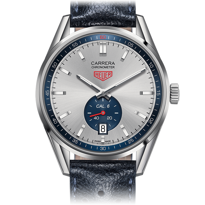 TAG Heuer TAG Heuer CARRERA Calibre 6Automatic Watch39MM ...