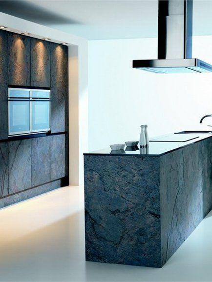 designer kuche kalea cesar arredamenti harmonischen farbtonen, ultra thin natural #stone veneer by materialinnovativi | design, Design ideen