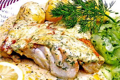 Kabeljau in Senfsauce von Tryumph800 | Chefkoch #recipesforshrimp
