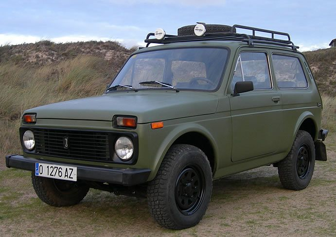 Lada niva lada niva pinterest 4x4 aventura y clasicos for Motores y vehiculos phoenix