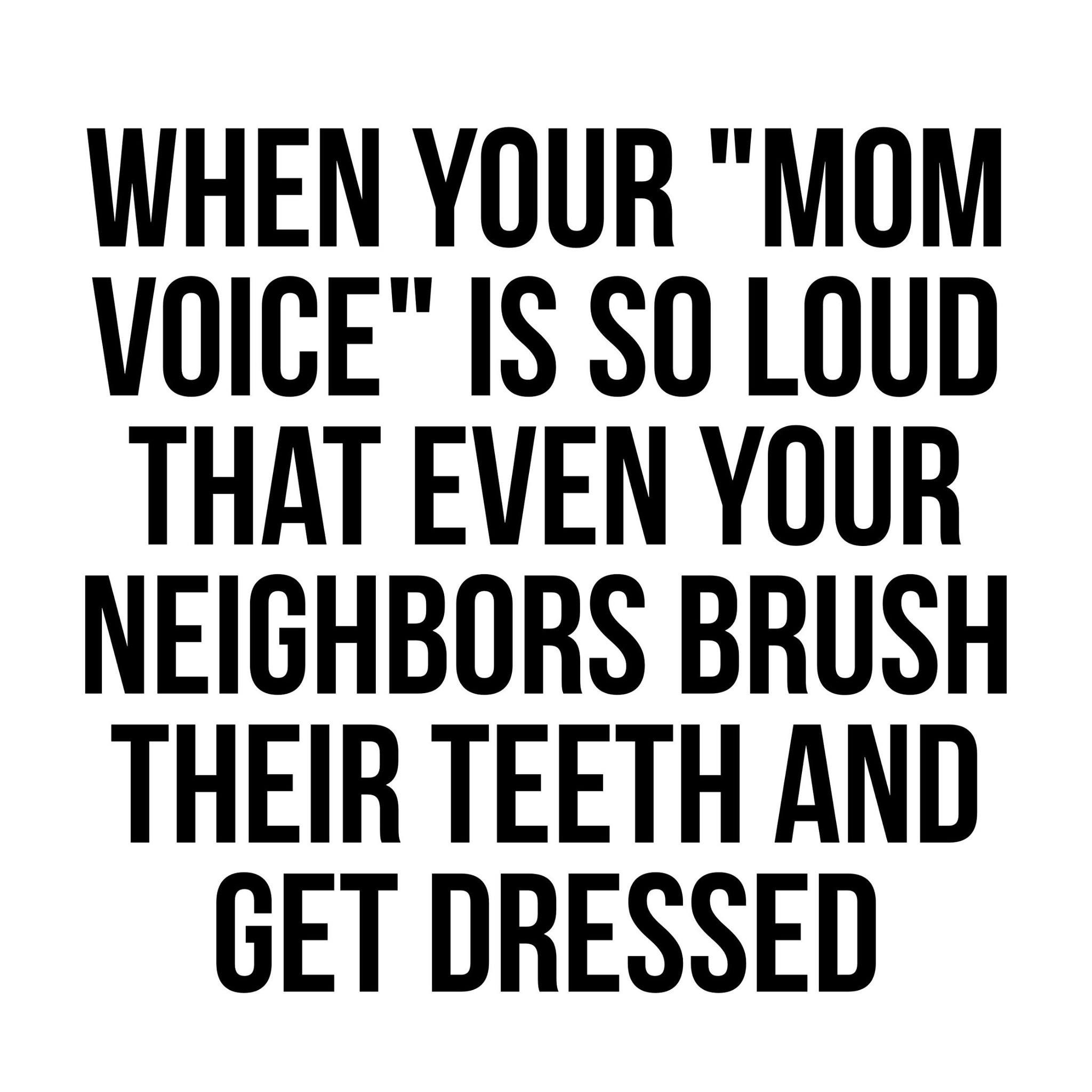 Funny Life Quotes My Mom Hands Down  Laugh It Up  Pinterest  Humour Parents