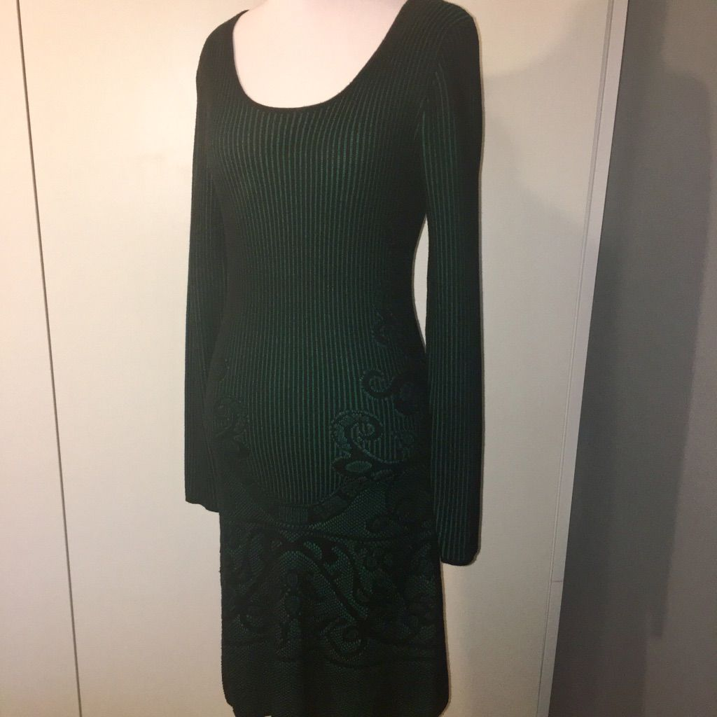 Nwot max studio long sleeve fitted dress products