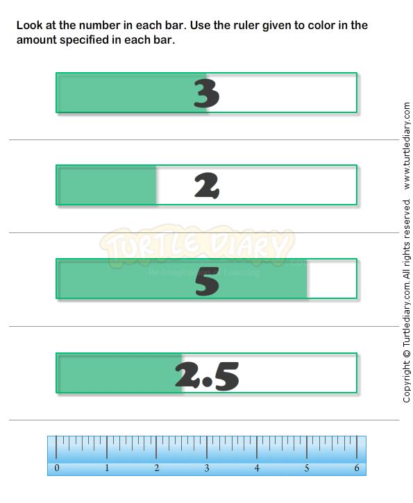 Length Measurement Worksheet20 - math Worksheets - grade-1 ...
