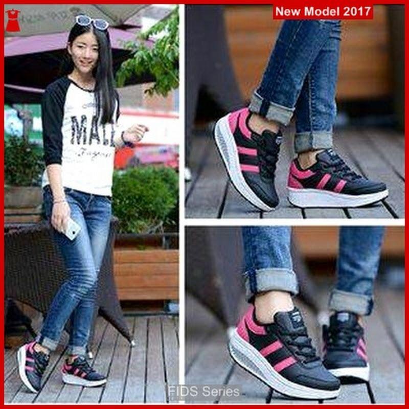 Fids116 Sepatu Wanita Sepatu Kets Import Korea Bmg Sepatu Kets