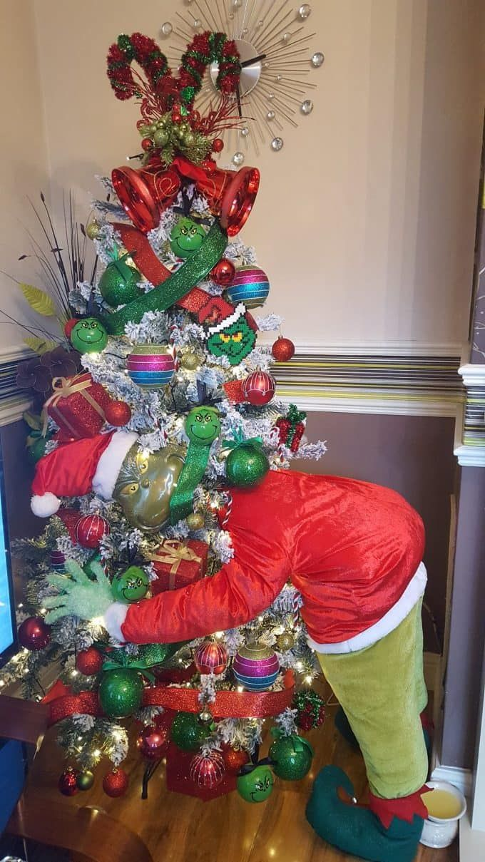 Grinch Christmas Tree by Kitchen Fun with My 3 Sons and other unique ...