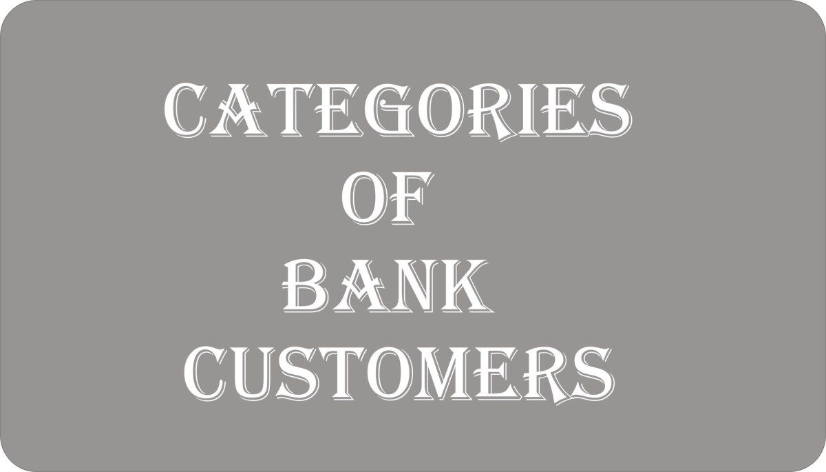 Categories Of Bank Customers Corporate Customers Customer Card Government Corporation Bank Lending