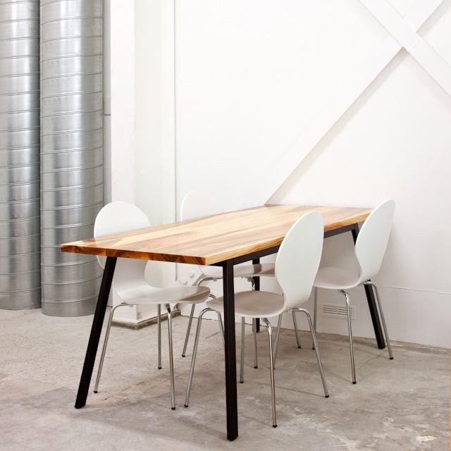 Brighton Table | Timber Furniture | Make Furniture