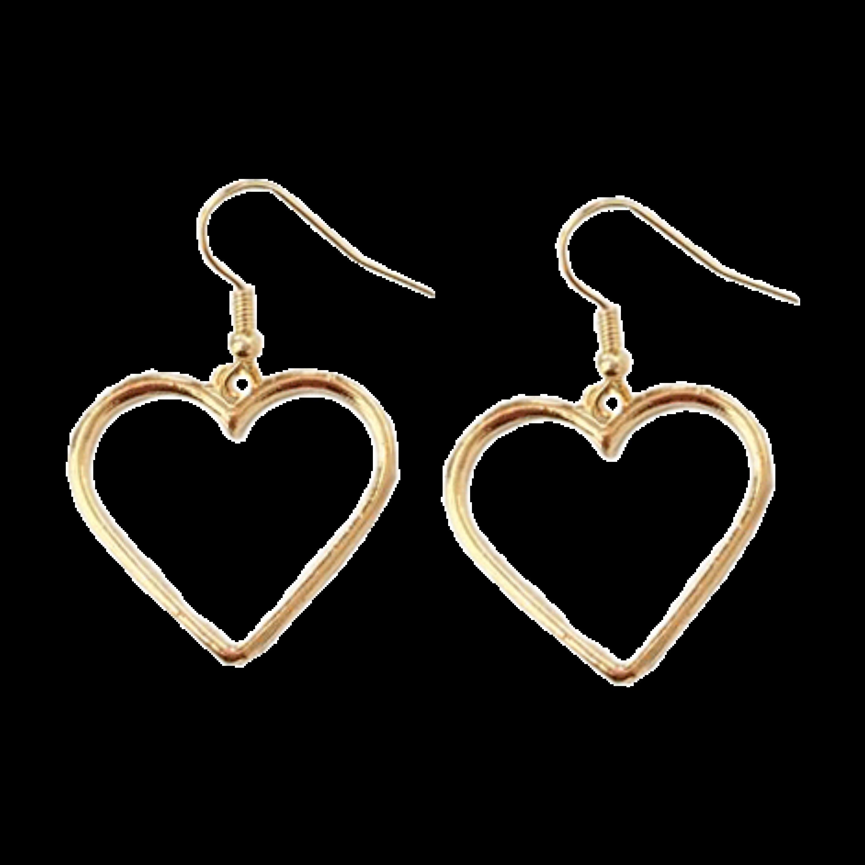 Png Modboard Joyas Aretes Modern Earrings Heart Earrings Small Silver Hoop Earrings