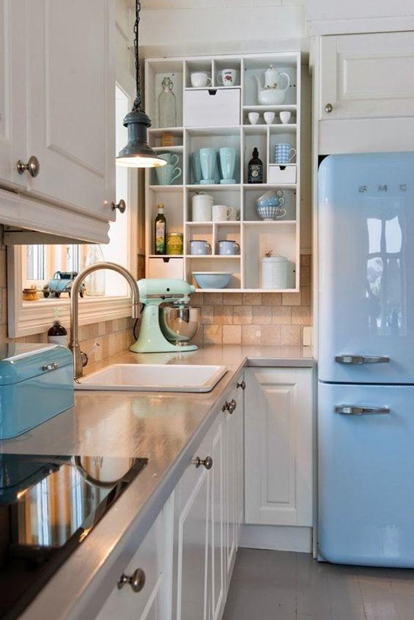 5 propuestas para renovar la cocina con poco dinero Grey houses - küche bei poco