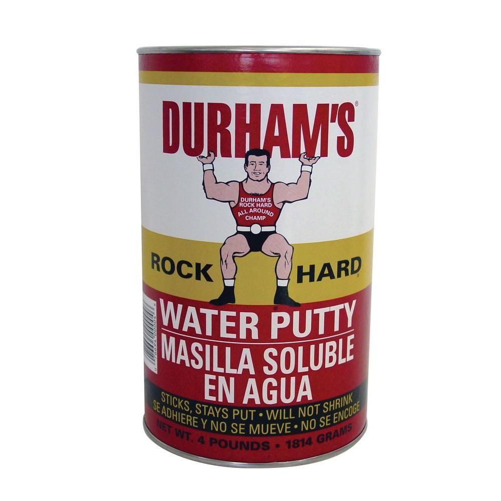 Durhams rock hard du4 4 lb water puttydu4 the home