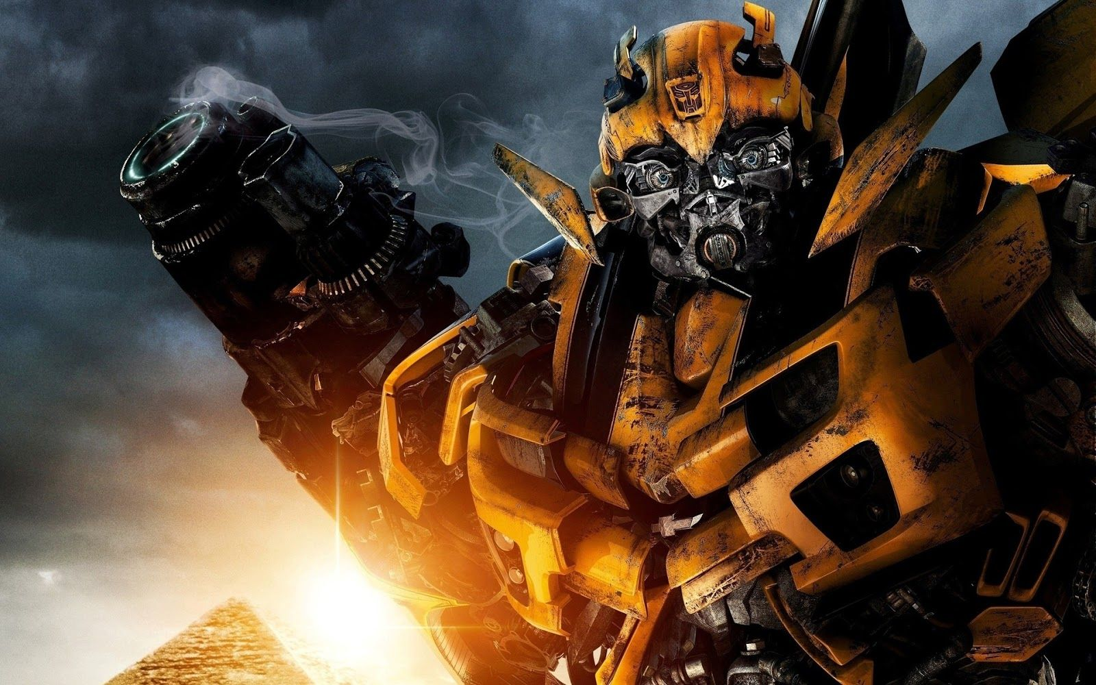 Bumblebee Transformers Wallpapers