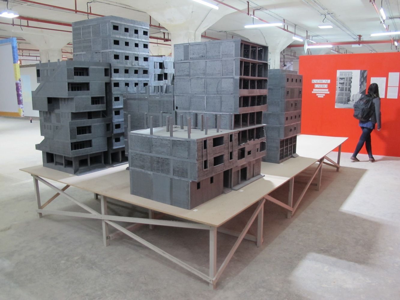 Gallery of Exhibition: Radical Cairo at the Shenzhen Bi-City Biennale of Architecture - 1