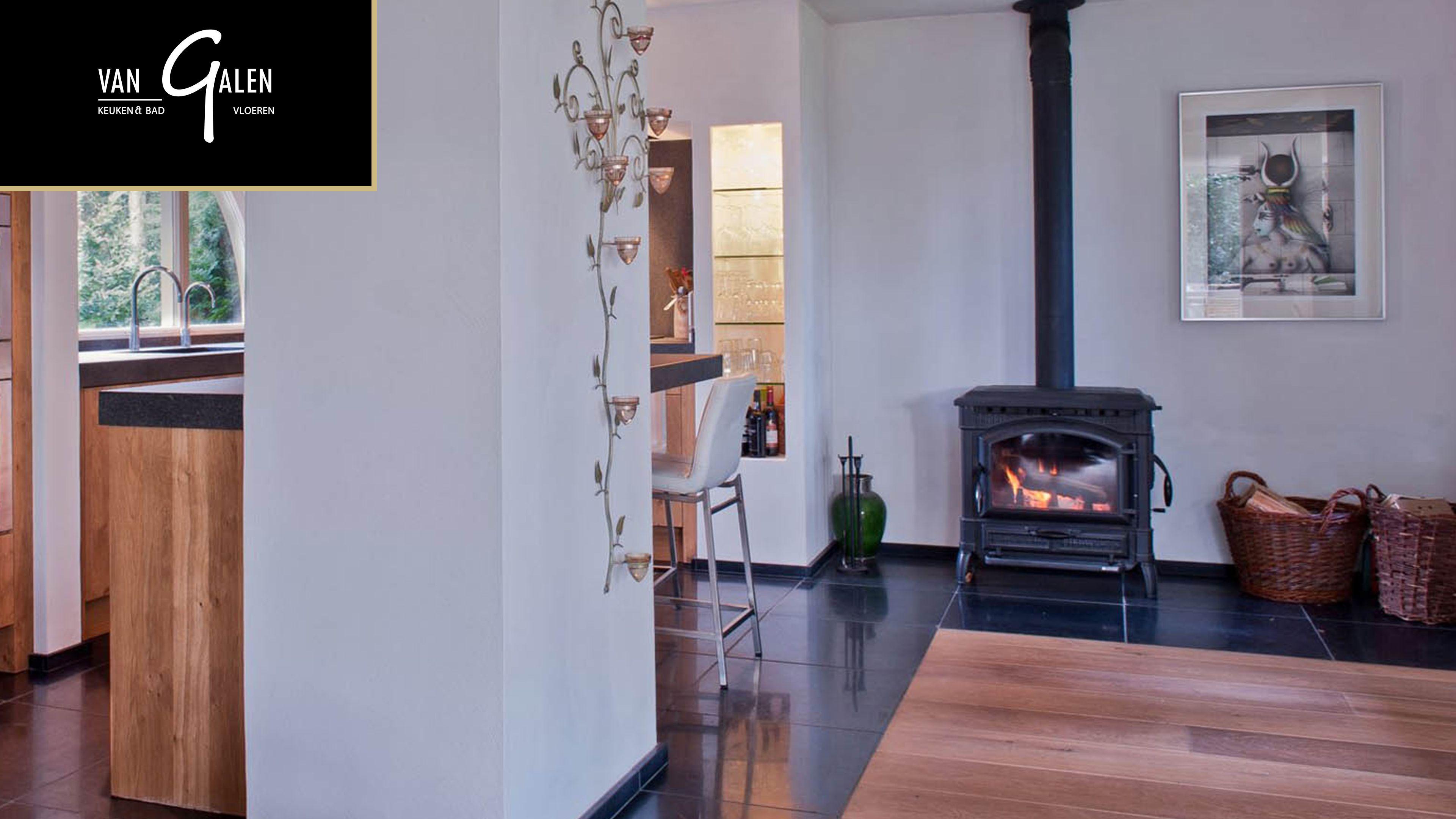 keuken met houten vloer houten vloeren pinterest met