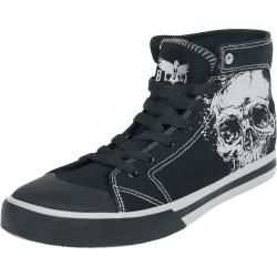 Photo of Black Premium by Emp Walk The Line Sneaker high Black Premium by Emp