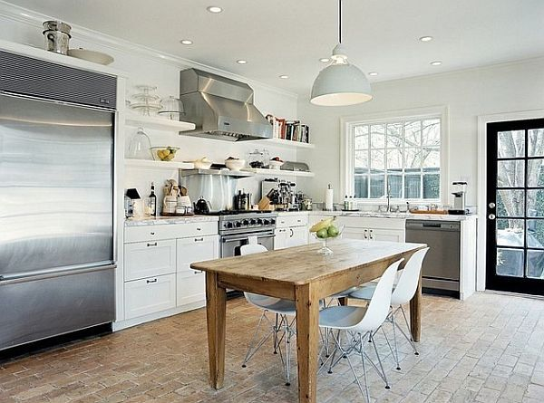 flooding your kitchen with ambient light