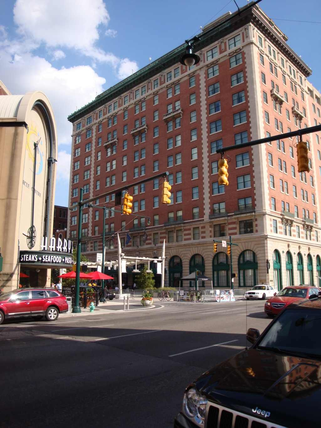 The Omni Severin Hotel Indianapolis Indianapolis Downtown Hotel
