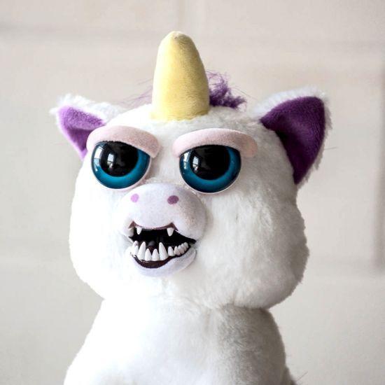 Glenda Glitterpoop Unicorn Feisty Pets Unicorn doll