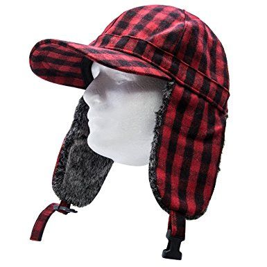 71e49256 Image result for Men's trapper hat patterns | FISHING HATS | Trapper ...