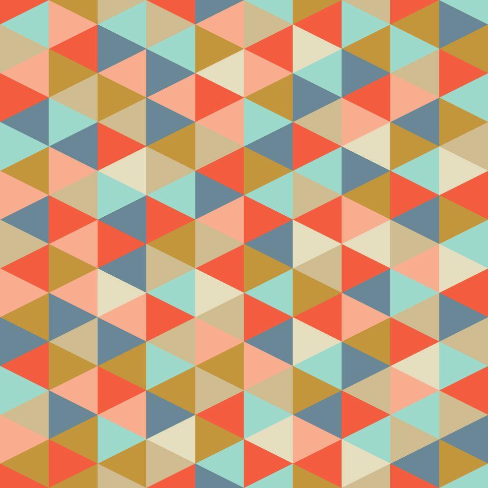 tissu grand triangle coktail emaille tapis dalle. Black Bedroom Furniture Sets. Home Design Ideas