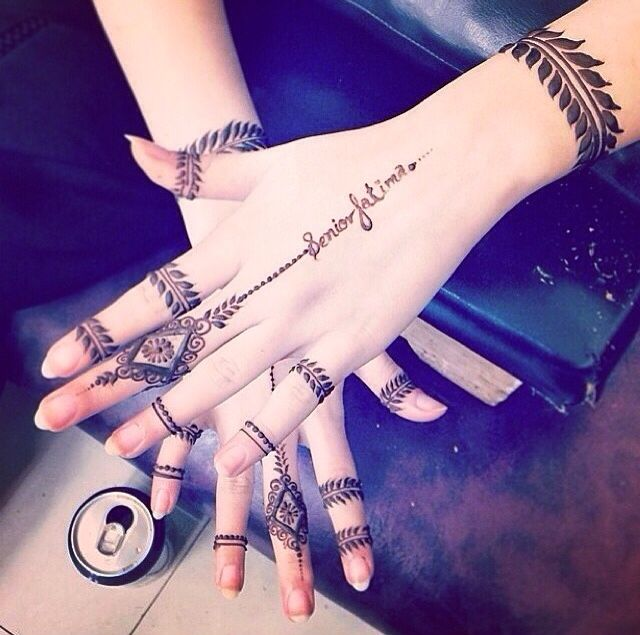 Permanent Henna Tattoo I Want To Get Something Similar When I Come Back From India Tattoos Tattoo Designs And Meanings Mandala Tattoo Design
