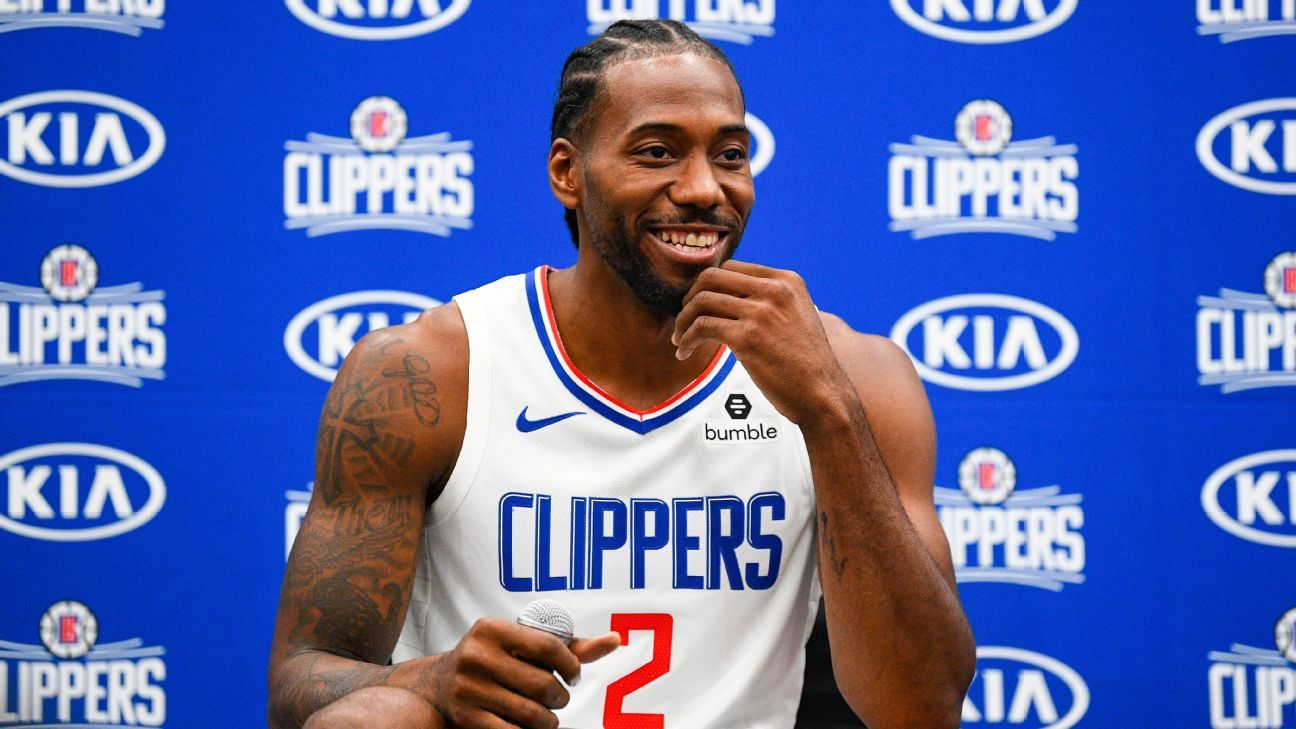Kawhi Leonard Doesn T Think Clippers Can Win Title By Flipping A Switch Postseason National B In 2020 Nba News National Basketball Association Basketball Association